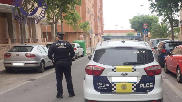 Imagen de archivo de la Policía Local de Castellón