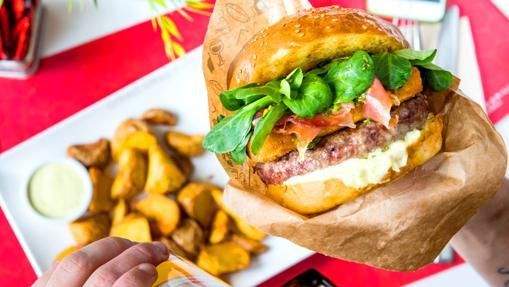 La Sabrosona, hambuguesa exclusiva de Goiko Grill para Alicante