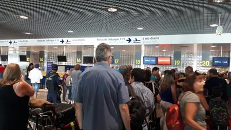 Aeropuerto Cristiano Ronaldo de Madeira este martes