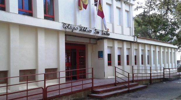 El colegio público San Isidro Labrador de Aguas Nuevas de Albacete