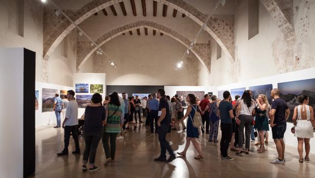 Imatge d'una de les exposicions