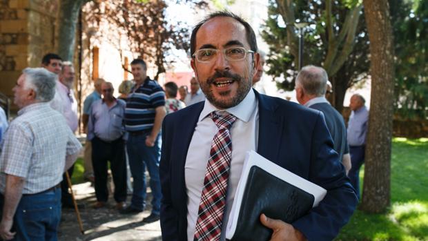 Rey ha hecho oficial su candidatura como secretario general del PSOE de Soria una vez abierto el plazo para la presentación de aspirantes que se mantendrá hasta el próximo 1 de septiembre