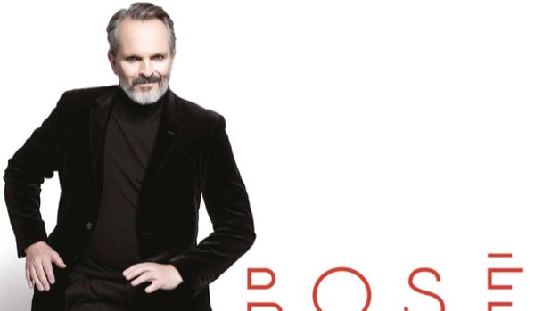 Imagen del cartel de la gira de Miguel Bosé