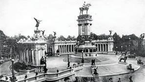 El fastuoso monumento con el que Madrid «lloró» la prematura muerte del Rey Alfonso XII