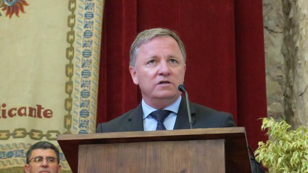 Imagen de Juan Carlos Moragues, delegado del Gobierno en la Comunitat Valenciana