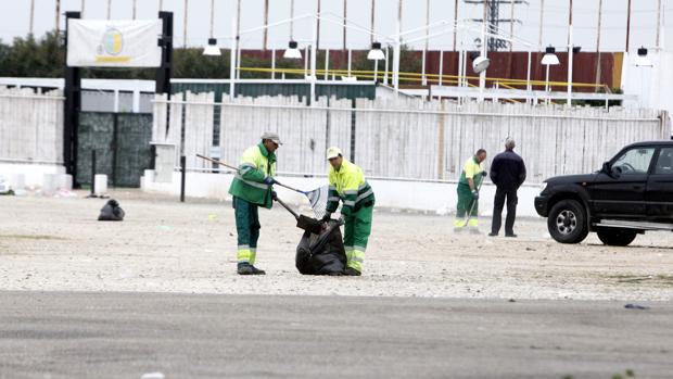 Toledo reforzará su servicio de limpieza, especialmente en La Peraleda