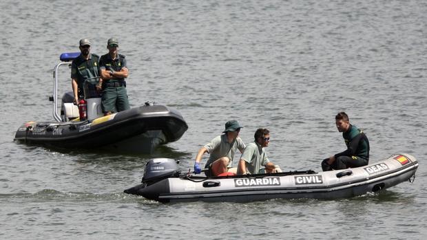 Aparece el cadáver del joven ahogado en el embalse de la Cuerda del Pozo