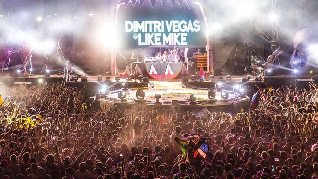 Imagen de archivo de una edición anterior del festival