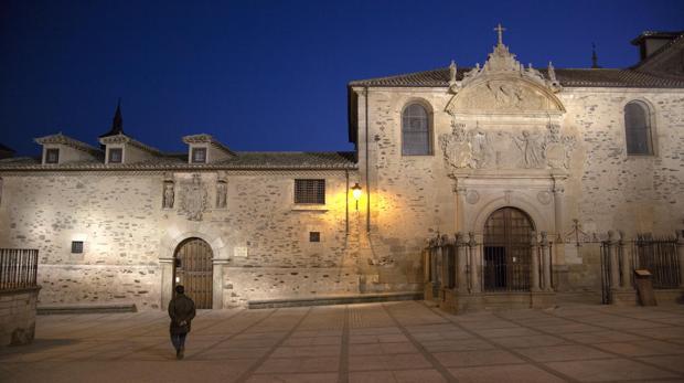 Monasterio de las Hermanas Carmelitas Descalzas de Alba de Tormes, en Salamanca