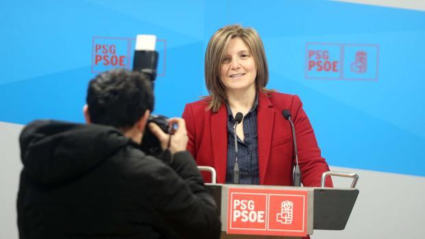 Pilar Cancela, presidenta de la gestora