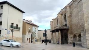 Brutal agresión de jóvenes de botellón en Burgos a un hombre que se quejó del ruido