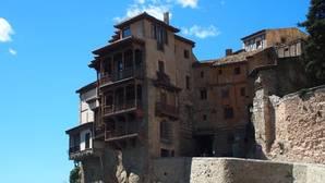 Edificio de las Casas Colgadas de Cuenca