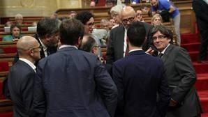 El Parlament de Cataluña, en su sesión de ayer