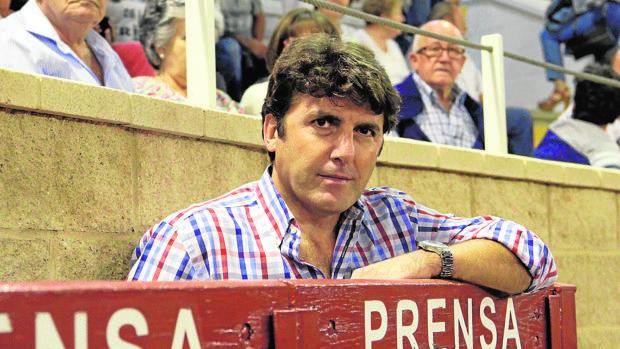 Martín de Blas lleva 25 años dedicado al periodismo taurino
