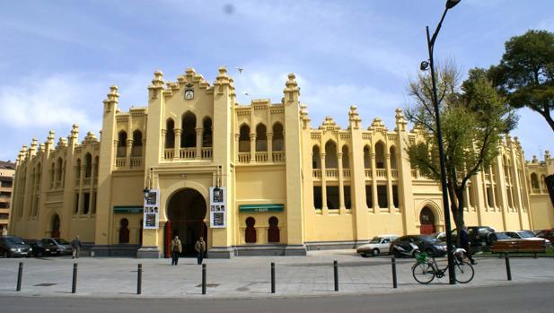 El coso de «La Chata» tiene capacidad para 10.000 espectadores, es propiedad municipal y de segunda categoría