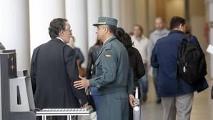 Alfonso Grau se dispone a declarar ante el juez, en una imagen de archivo