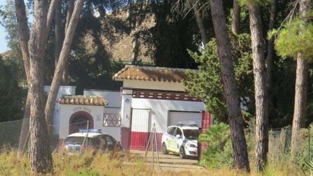El club de Marbella en el que ha tenido lugar el tiroteo