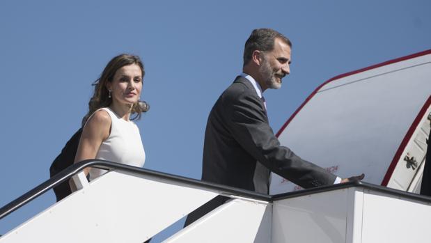 Los Reyes de España visitan Cuenca este miércoles
