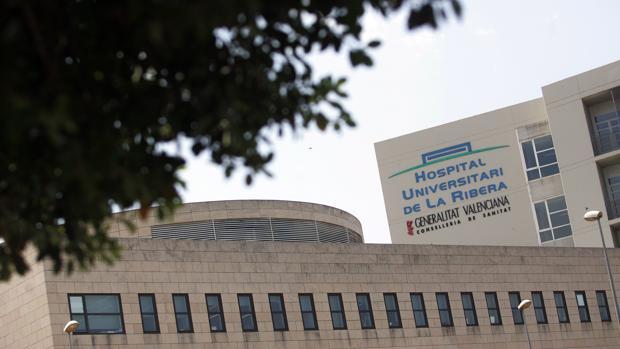 Imagen del Hospital de La Ribera