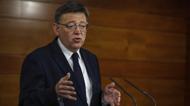 Imagen de archivo del secretario general del PSPV, Ximo Puig