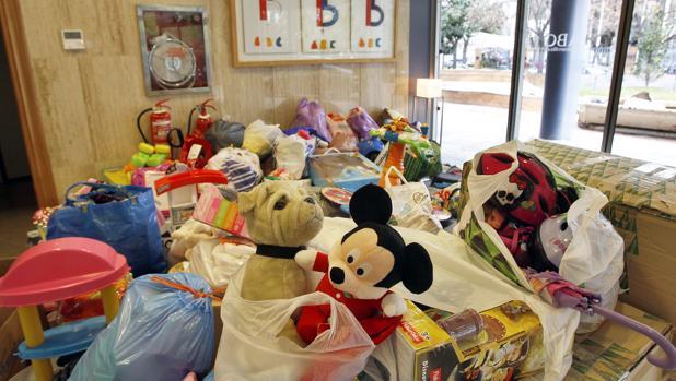 La campaña «Ningún niño sin juguete» se celebrará el 14 de septiembre en Belmonte