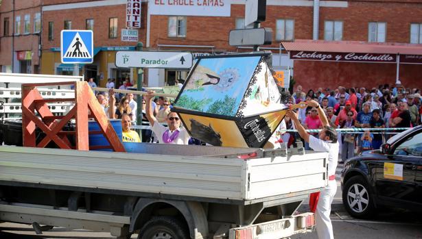 El Juzgado de Instrucción número 5 de Valladolid decretó la libertad provisional con retirada del carné de conducir para el detenido por el accidente en Tordesillas