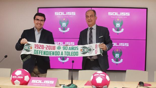 Fernando Collado y Celedonio Morales