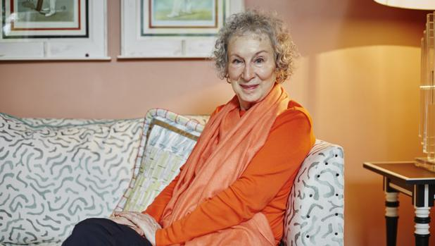Margaret Atwood, en una imagen promocional