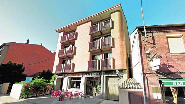 Uno de los restaurantes que sufrió un «simpa» en León