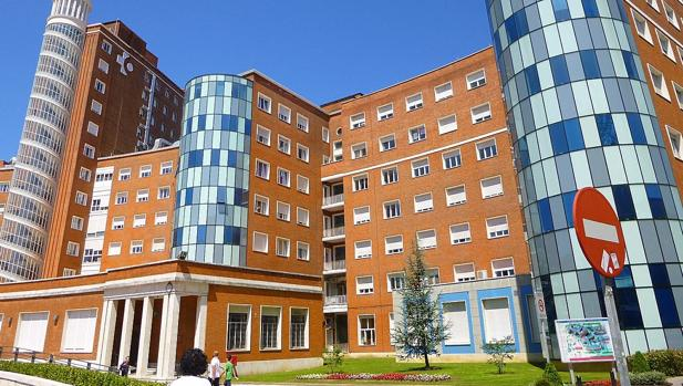 El Hospital de Cruces, en Baracaldo