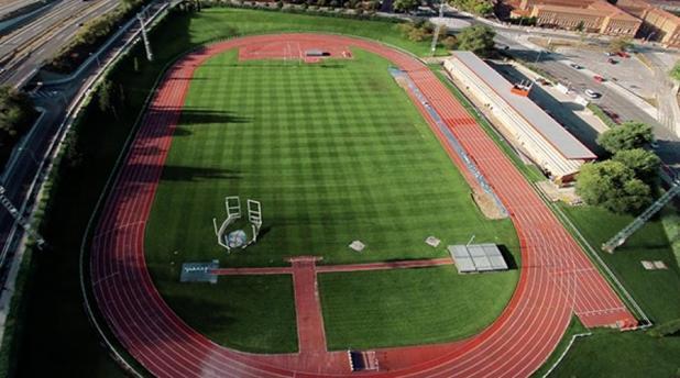 Estadio Fuente de la Niña, en Guadalajara