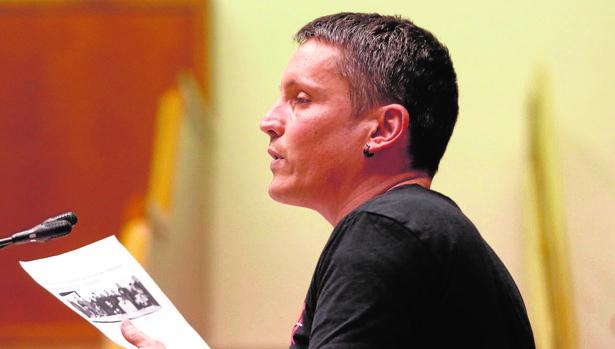 Daniel Maeztu, el nuevo profesor de la Ertzaintza