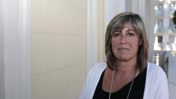 Núria Marín, alcaldesa por el PSC, desde 2008, del Hospitalet de LLobregat
