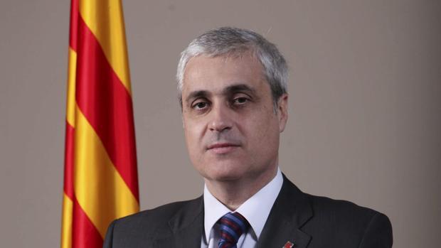 El exconsejero de Justicia de la Generalitat Germà Gordó