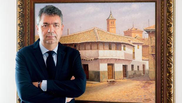 Figueroa ya ha cumplido 18 años como alcalde de Bargas
