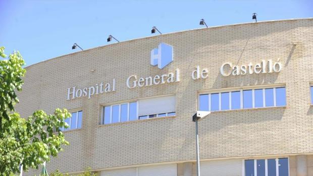 Imagen de archivo del hospital general de Castellón