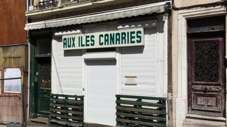 Una tienda de Calais cerrada este verano por problemas de sucesión familiar
