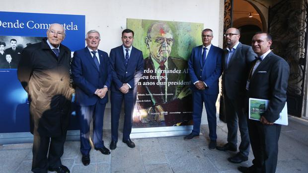 Beccaría, Viaño, Rodríguez, Villanueva, Noriega y Marcelino Agís