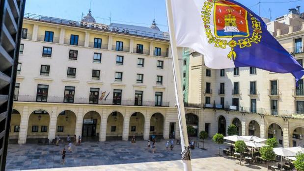 Edificio de la Audiencia Provincial de Alicante