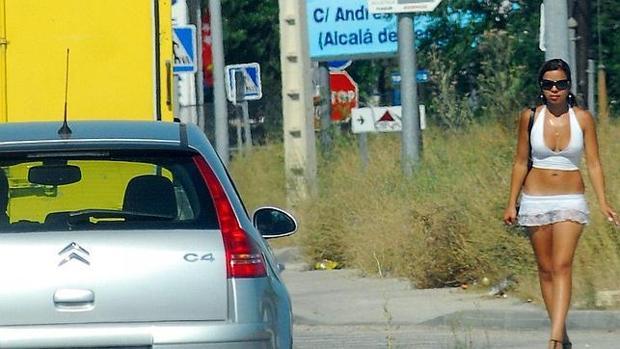 prostitutas en carretera prostitutas san fernando de henares