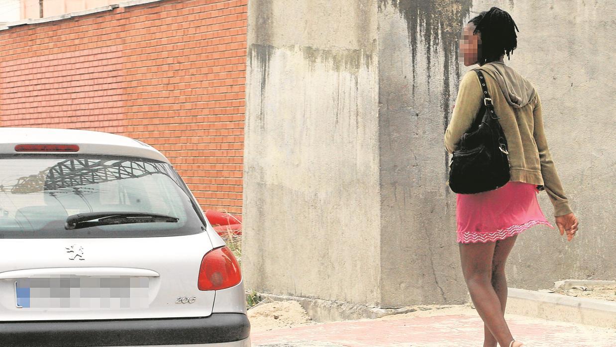 zaragoza prostitutas prostituta callejera