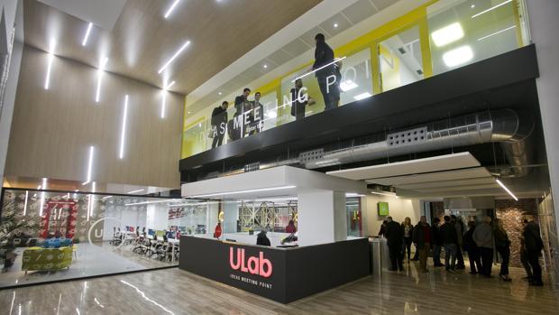 Vista general de la sede de Ulab