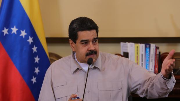 El presidente venezolano, Nicolás Maduro, ha vuelto a cargar contra Mariano Rajoy