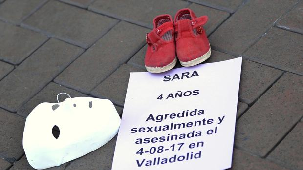 La niña valisoletana Sara falleció el pasado 4 de agosto víctima de malos tratos
