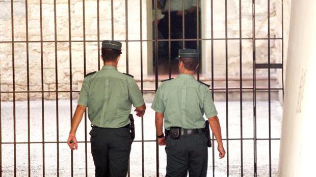 Imagen de archivo de la Guardia Civil de Alicante