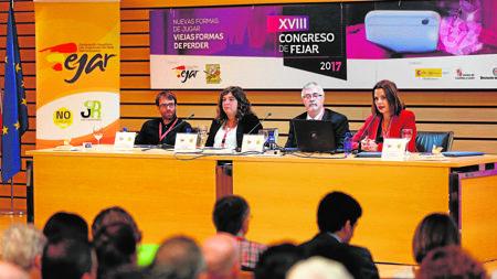 Congreso de Jugadores de Azar Rehabilitados en Valladolid