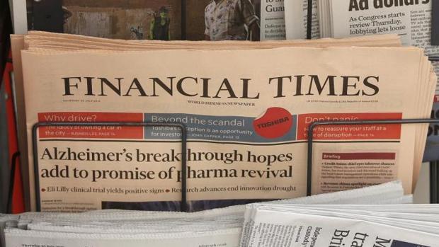 Financial Times cree que «hay que tomar los resultados del referéndum con precaución»