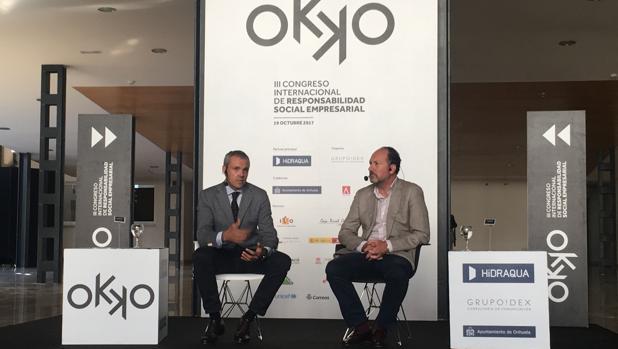 Presentación del tercer congreso OKKO en Orihuela
