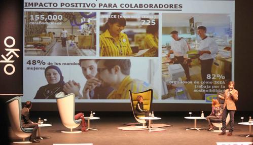Un debate durante la anerior edición del OKKO, en Torrent (Valencia)