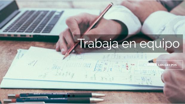 Imatge de la web de Generació Espontània de la UPV